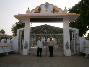 Mahadev,Chamunda Mataji,Hanuman Dada Temple-Kodram