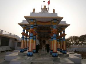 Brahmani Mataji Temple-Kodram