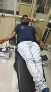 Ketan-Blood donor