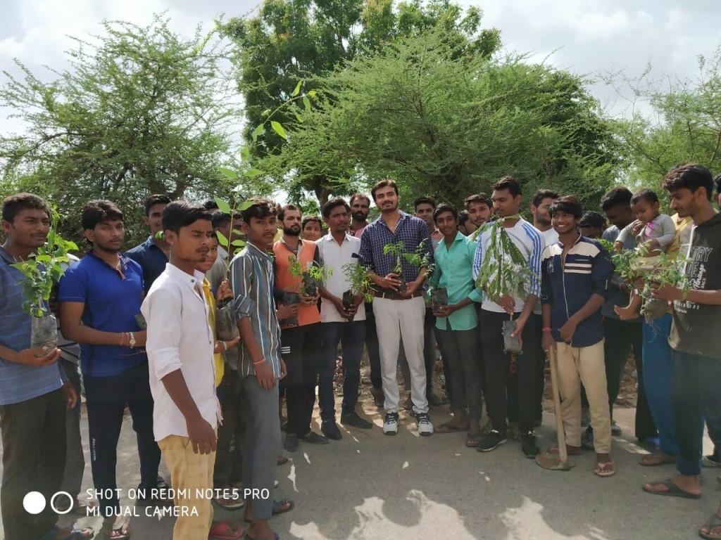 VruxaRopan-2018 @ Kesharba School