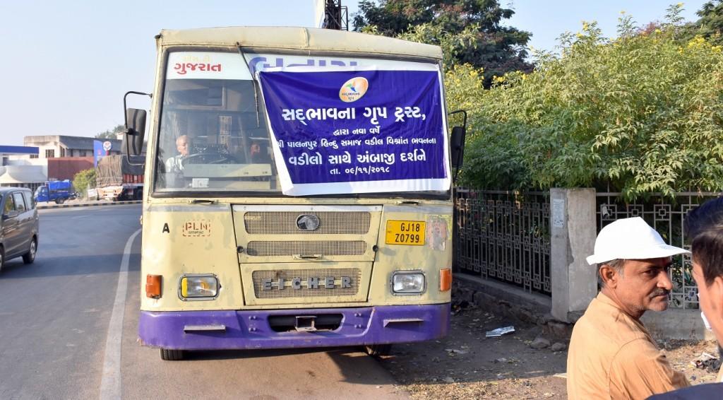 Sadbhvana -Bus